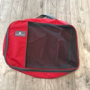 Eagle Creek Pack It Cube Size Medium Red